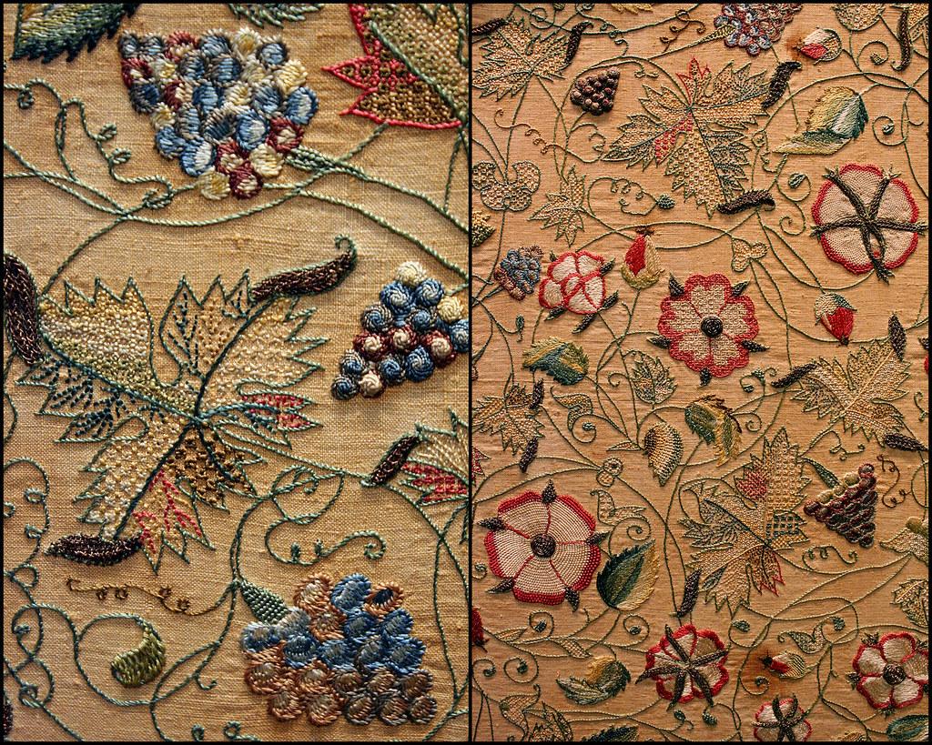 История современность вышивки