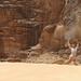 Jason Garcia Ignacio in the desert of Wadi Rum