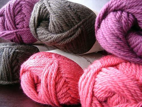 Lovely yarn from Australia