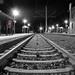 Eisenbahnverkehr? / railroad traffic?