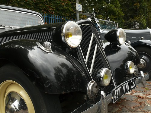 Old cars - Rambouillet - 24 tours 2007 by Nemodus photos