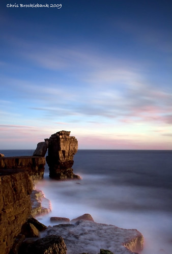 Sunset - Pulpit Rock Ghost