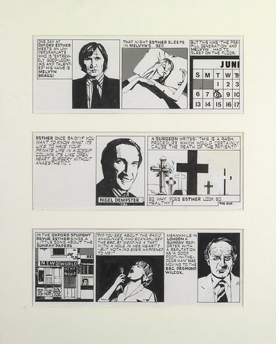 Barry Fantoni: Focus on Fact (Private Eye), 1979