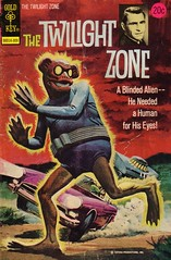 The Twilight Zone Nr. 052 (micky the pixel) Tags: sf mystery comics comic alien scifi sciencefiction thetwilightzone rodserling ausserirdischer goldkey marsmensch