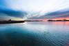 Learn How to Live (Thomas Hawk) Tags: california bridge sunset usa america oakland unitedstates 10 unitedstatesofamerica fav20 baybridge eastbay fav10 gettyartistpicksoct09