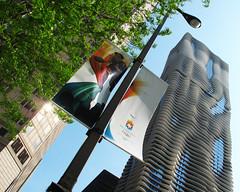 Aqua building, Chicago (John Picken) Tags: columbus chicago building architecture aqua gang condo jeanne picken lakeshoreeast jeannegang