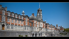 Britannia Royal Naval College (Stuart-Lee) Tags: uk greatbritain england unitedkingdom britain devon dartmouth britanniaroyalnavalcollege astonwebb sirastonwebb brnc bhba