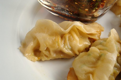 Shrimp Potstickers