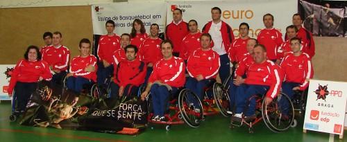 Equipa APD Braga - Fundação EDP