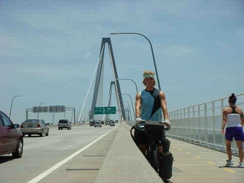 Arthur Ravenel Jr. Bridge, Charleston.