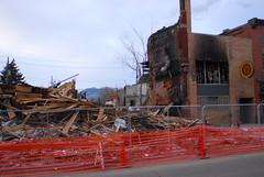 (fotohayes) Tags: montana bozeman explosion 2009 naturalgas brianhayes northwesternenergy