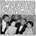 Family Friends Emery Carter and Wife Dodie at the Gobelins Party in Cleveland - Jet Magazine, February 5, 1953