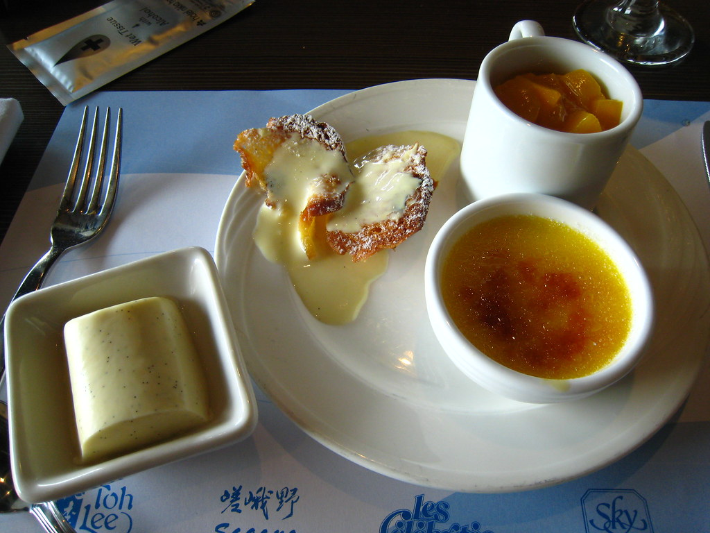 nikko hotel dessert