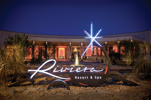 Riviera Resort & Spa Front Entrance