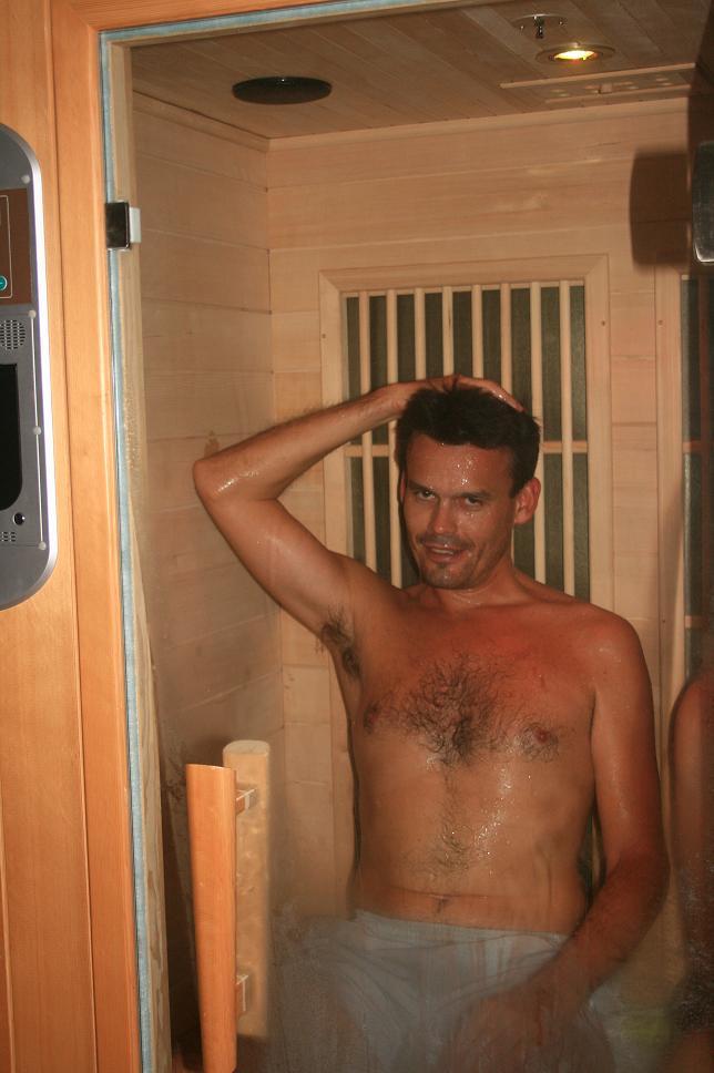 sauna à Poindimie chez olivier et kandy #2