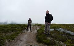 Jim and Danny (Ian D) Tags: walking benlomond