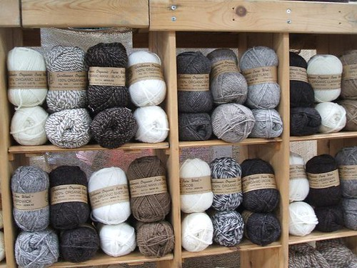 Gorgeous Garthenor yarn