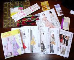JoAnn's Haul: Pattern Sale!