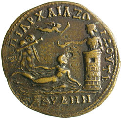 Roman Provincial Coinage logo