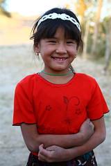 OUZBKISTAN (hub2phot) Tags: sourire petitefille asiecentrale ouzbkistan