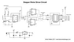DIY video dolly stepper motor driver - by Victor W.
