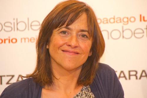 Julia Madrazo, candidata a Diputada general de Bizkaia por Ezker Batua - Berdeak