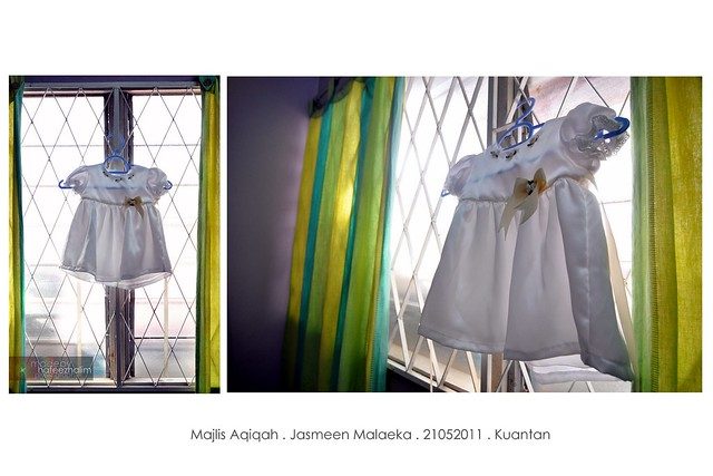 Majlis Aqiqah Jasmeen Malaeka