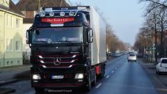 D - Schütte MB Actros LH08 (BonsaiTruck) Tags: camion trucks mb lorries lkw schütte actros