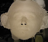 """Step 9 - Making Face Casts for """"Marie"""" (Houston Ballet) Tags: ballet marie dance theater arts culture houston cast tomboyd production marieantoinette props beheading guillotine brianwalker houstonballet jessicacollado stantonwelch kellymyernick"""
