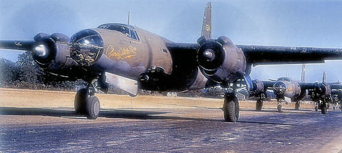 """Warbird picture - B-26 Marauder """"Clark's Little Pill"""""""