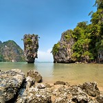 Abandoned Island - Phang Nga, Thailand