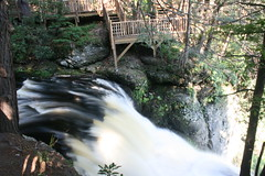 "Bushkill Falls • <a style=""font-size:0.8em;"" href=""https://www.flickr.com/photos/34058517@N02/3301626819/"" target=""_blank"">View on Flickr</a>"
