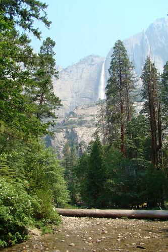 Lower Yosemite Fall