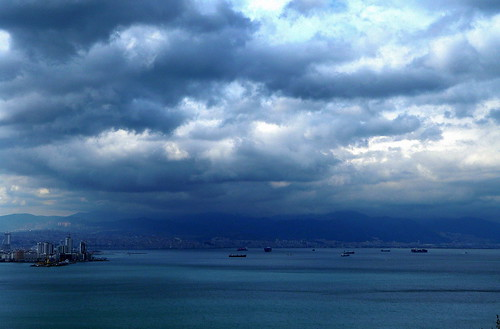 izmir gulf by Kaan Ugurlu(Away:).