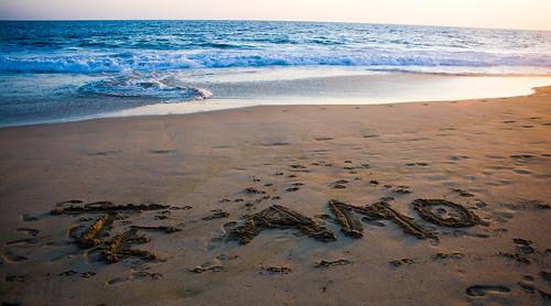 Te Amo En La Arena De La Playa: Flickriver: Cruzli's Photos Tagged With Playa
