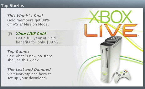 had to wonder if an Xbox LIVE Gold account price drop was in the works.
