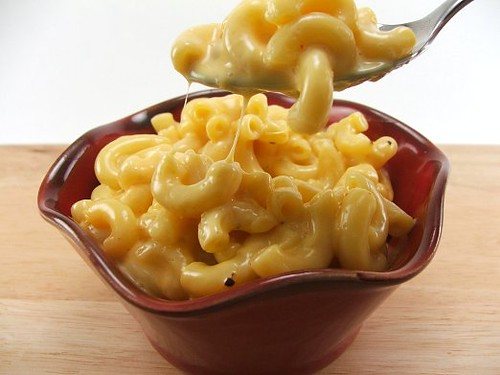 Stove-top Macaroni and Cheese - Evil Shenanigans