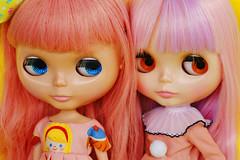 For Carol: WMM and MLC pinkness comparison