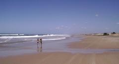 mucha playa