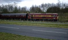 73128  Passenger leaving Church Street (John.D.45) Tags: chasewater diesels chasewaterstuff httpchasewaterstuffwordpresscom