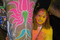 001_6266 a (padam sherman) Tags: india elephant colors festival asia holi jaipur rajasthan gulaal