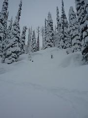 P1000077 (m_dowhaniuk) Tags: snow snowboarding redfish
