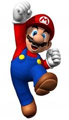 A evolução do Mario - Vídeo