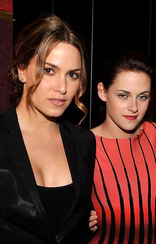nikki reed and kristen stewart. Nikki Reed and Kristen Stewart