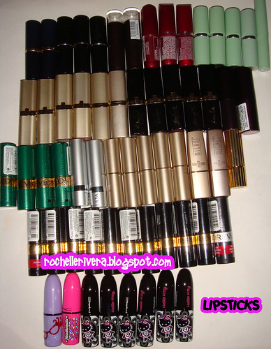 My Lipsticks Collection