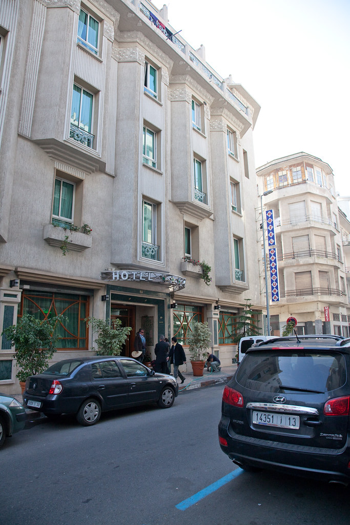 Day 1-2: Hotel Mamoura