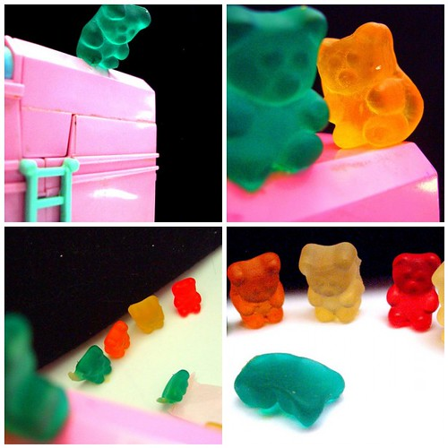 Gummy Bear Suicide