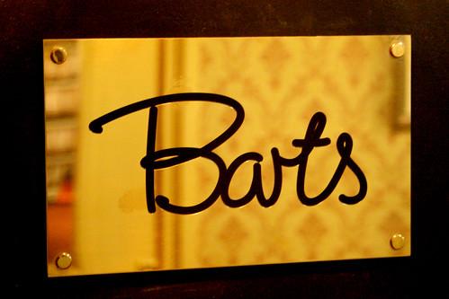 Barts sign