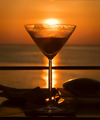 A toast... (Mollow2) Tags: sunset glass cocktail maldives baros canonefs1785mmf456isusm canoneos40d