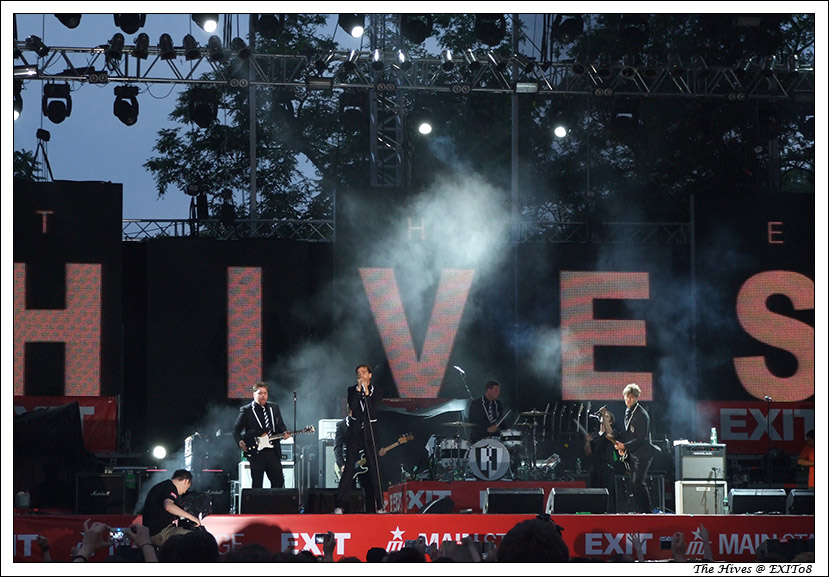 The Hives @ Main Stage